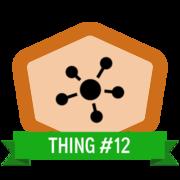 Thing 12: Vocabularies for data description
