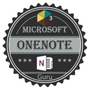 OneNote Level 3