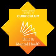 Level 2 Curriculum: Mental Health