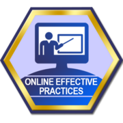 Open SUNY Online Teaching Effective Practice Award
