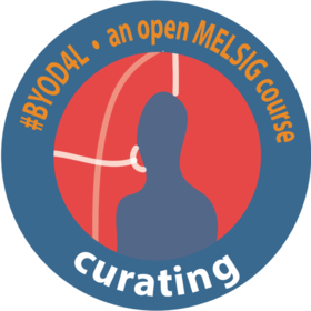 BYOD4L: Curating