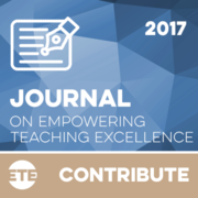 Contribute - Journal on ETE 2017