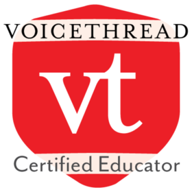 VoiceThread Certified Educator