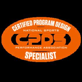 Certified Program Design Specialist