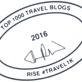 Top 1000 Travel Blogger