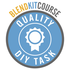 BlendKit2014: Quality - DIY Tasks