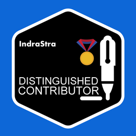IndraStra Distinguished Contributor