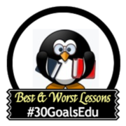 Goal: Share Your Best and Worst Lesson