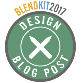 BlendKit2017: Design – Blog Post