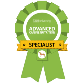 Advanced Canine Nutrition: Complete The Final Exam