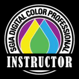 SGIA Digital Color Professional Instructor