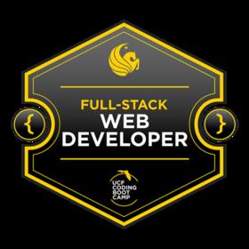 UCF Coding Boot Camp (Full-Stack Web Development)
