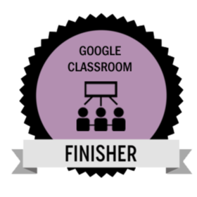 Google Classroom Challenge Learning With Technology
