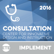 Implement - CIDI Individualized Consultation 2016