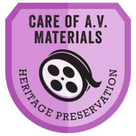 Caring for Audiovisual Materials