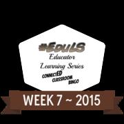 EduLS Week 7 2015