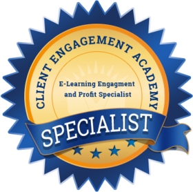 E-Learning Engagement And Profit Mastery Specialist (Digital Badge)