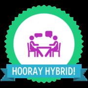 Hooray for Hybrid!
