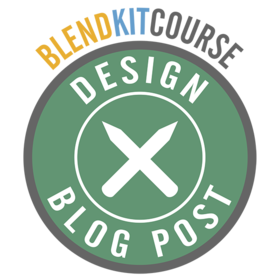 BlendKit2014: Design - Blog Post