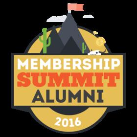 2016 Membership Summit Alumni