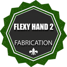 FABRICATION - FLEXY HAND 2