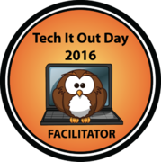 Tech It Out Day 2016 Facilitator