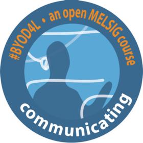 BYOD4L: Communicating