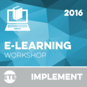Implement - E-Learning Workshop 2016