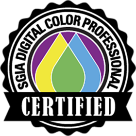 SGIA Certified Digital Color Professional