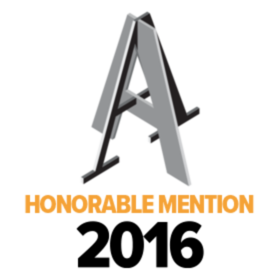 ADAA 2016 Honorable Mention