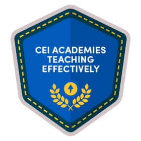 Teaching Effectively Academy