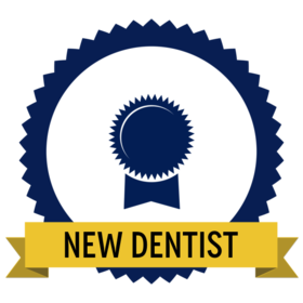 ODA New Dentist Badge