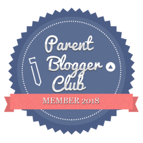2018 Parent Blogger Club Member