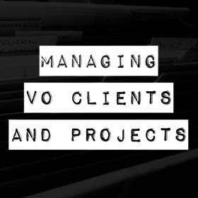 Managing VO Clients and Projects