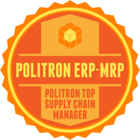 Politron Top Supply Chain Manager