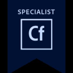Adobe ColdFusion Specialist