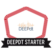 DEEPdt Starter Badge
