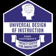 Universal Design of Instruction - UDI (Learn)