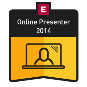 EDUCAUSE 2014 Online Presenter