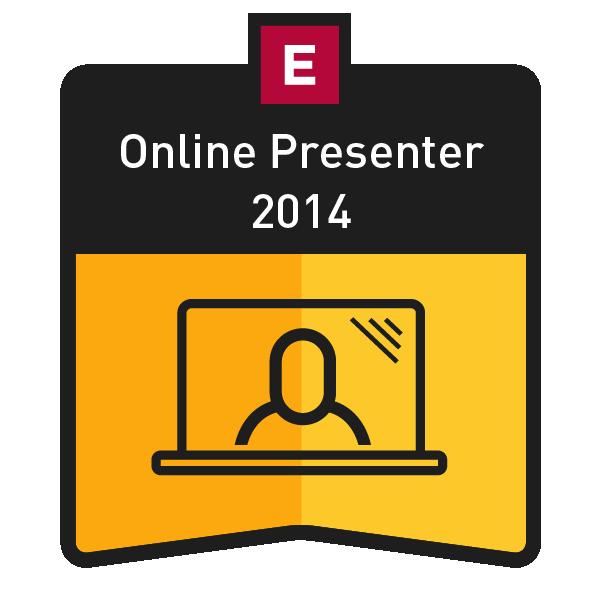 EDUCAUSE 2014 Online Presenter