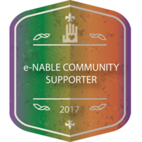 e-NABLE COMMUNITY SUPPORTER