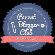 2017 Parent Blogger Club Member
