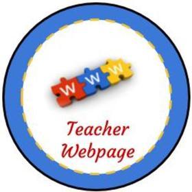 Teacher Webpage
