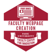 Faculty Webpage Creation (Share)