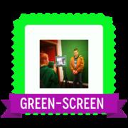 Green-Screen Champ
