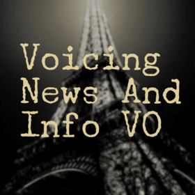 Voicing News and Info VO