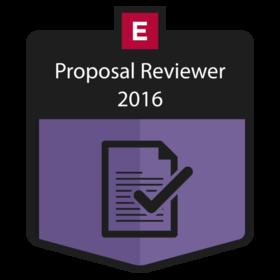 EDUCAUSE Proposal Reviewer 2016