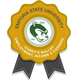 emporia state university powered by credly