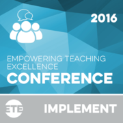Implement - ETE Conference 2016