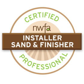 Certified Professional Installer and Sand & Finisher (CISF)